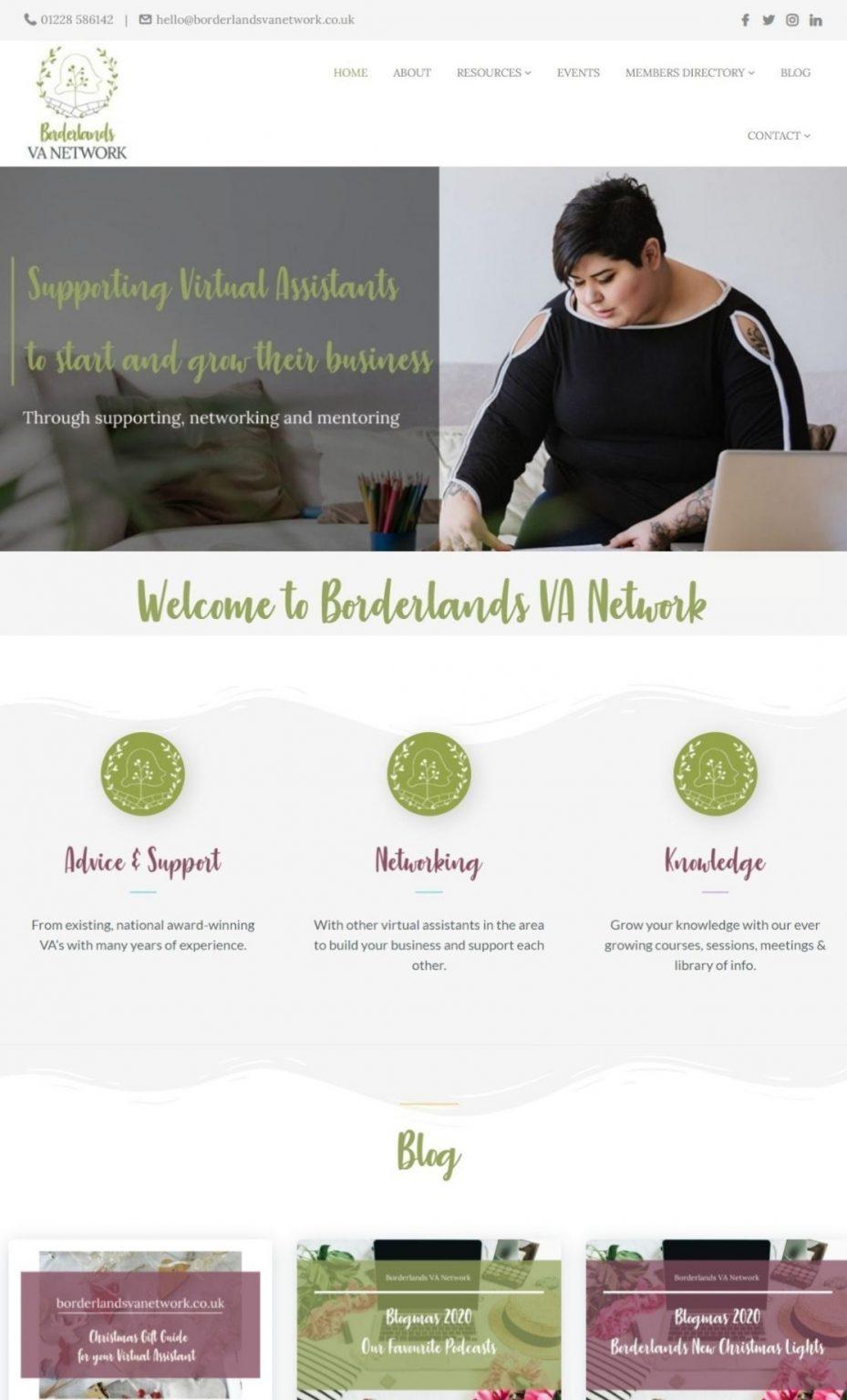 Borderlands VA Network