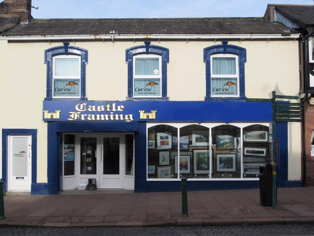 Brampton Cumbria UK