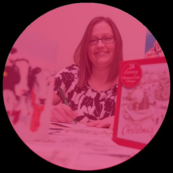 UK Christmas Card Service Cumbria